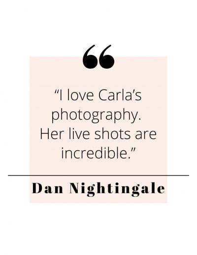 Dan Nightingale Quote