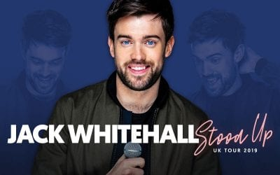 Jack Whitehall Stood Up – Review Manchester Arena