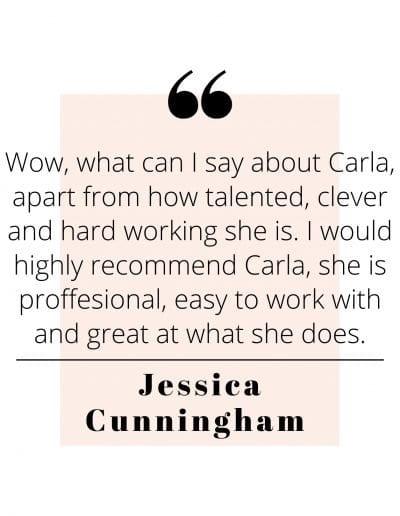 Jessica Cunningham Quote
