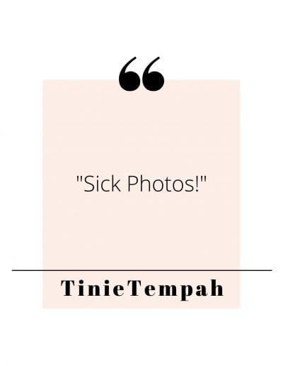 Tinie Tempah Quote
